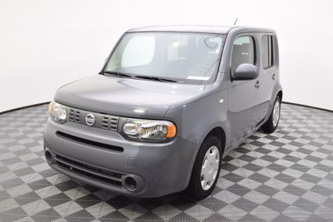 Pre-Owned 2013 Nissan cube 5dr Wagon CVT SL