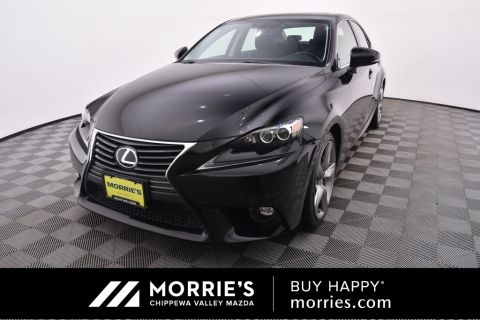 Pre-Owned 2015 Lexus IS 350