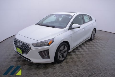 New 2020 Hyundai Ioniq Hybrid Limited
