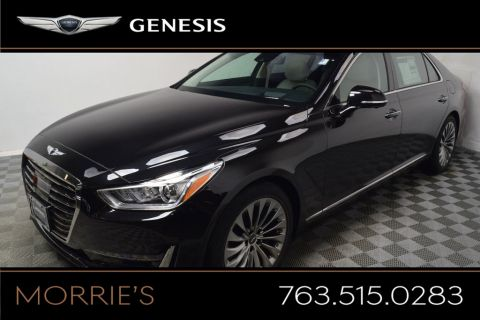 New 2018 Genesis G90 5.0L Ultimate AWD
