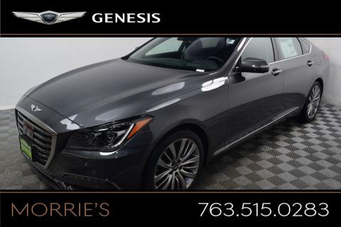 New 2018 Genesis G80 5.0L Ultimate AWD