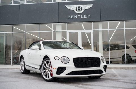 New 2020 Bentley Continental GT-C V8