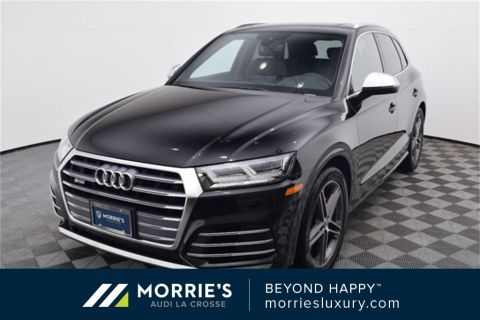 New 2019 Audi SQ5 3.0T Premium Plus quattro