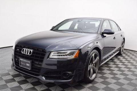Certified Pre-Owned 2018 Audi A8 L 3.0 TFSI