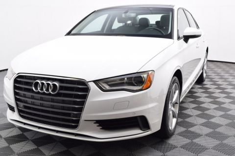 Certified Pre-Owned 2016 Audi A3 4dr Sedan FWD 1.8T Premium