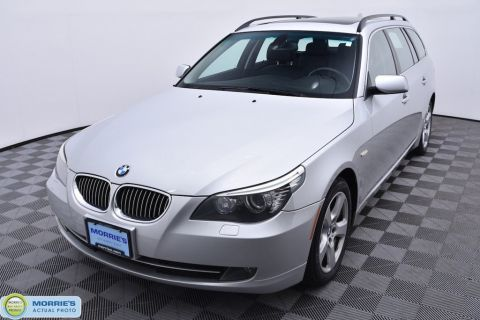 Pre-Owned 2008 BMW 5 Series Sports 535xiT