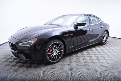 New 2018 Maserati Ghibli S Q4 GranSport 3.0L